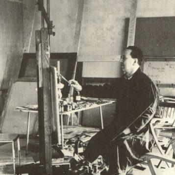 Oscar di Prata - 1949 - Al cavalletto