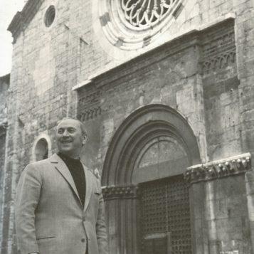 Oscar di Prata - 1972 - Chiesa di S. Francesco