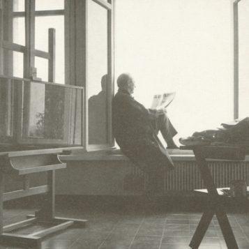 Oscar di Prata - 1979 - Alla finestra dello studio